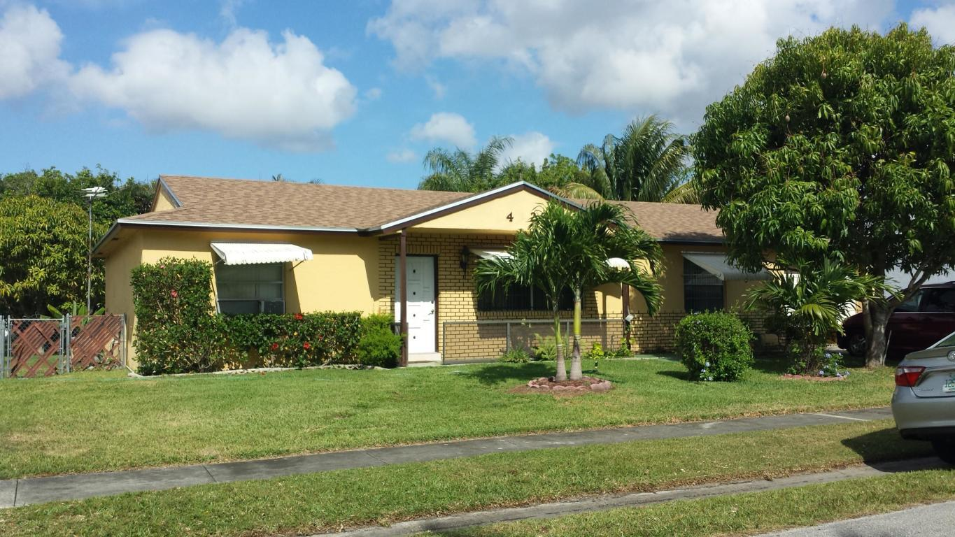Home for sale in Ixora Park Lake Worth Florida