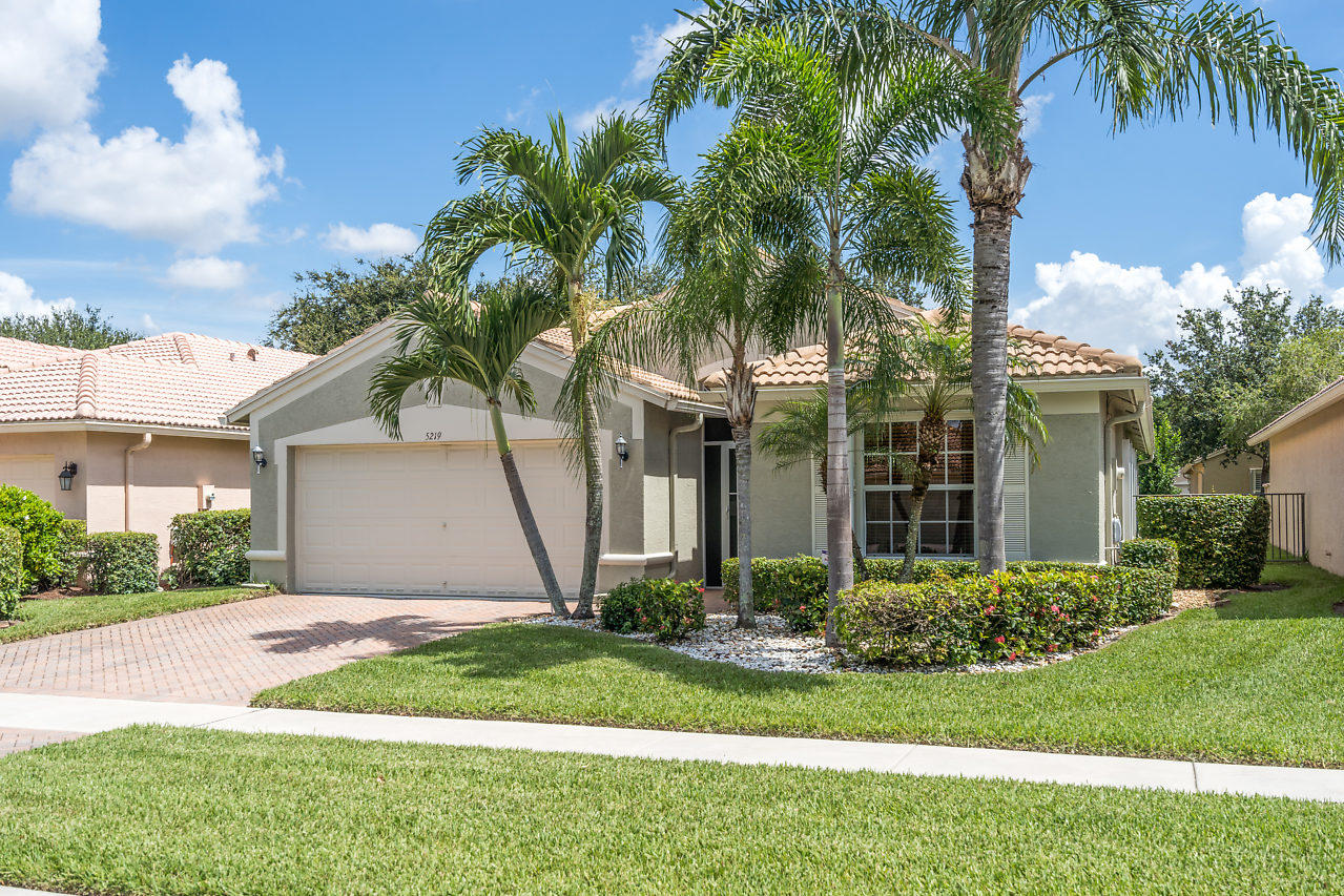 TUSCANY BAY home 5219 Espana Avenue Boynton Beach FL 33437