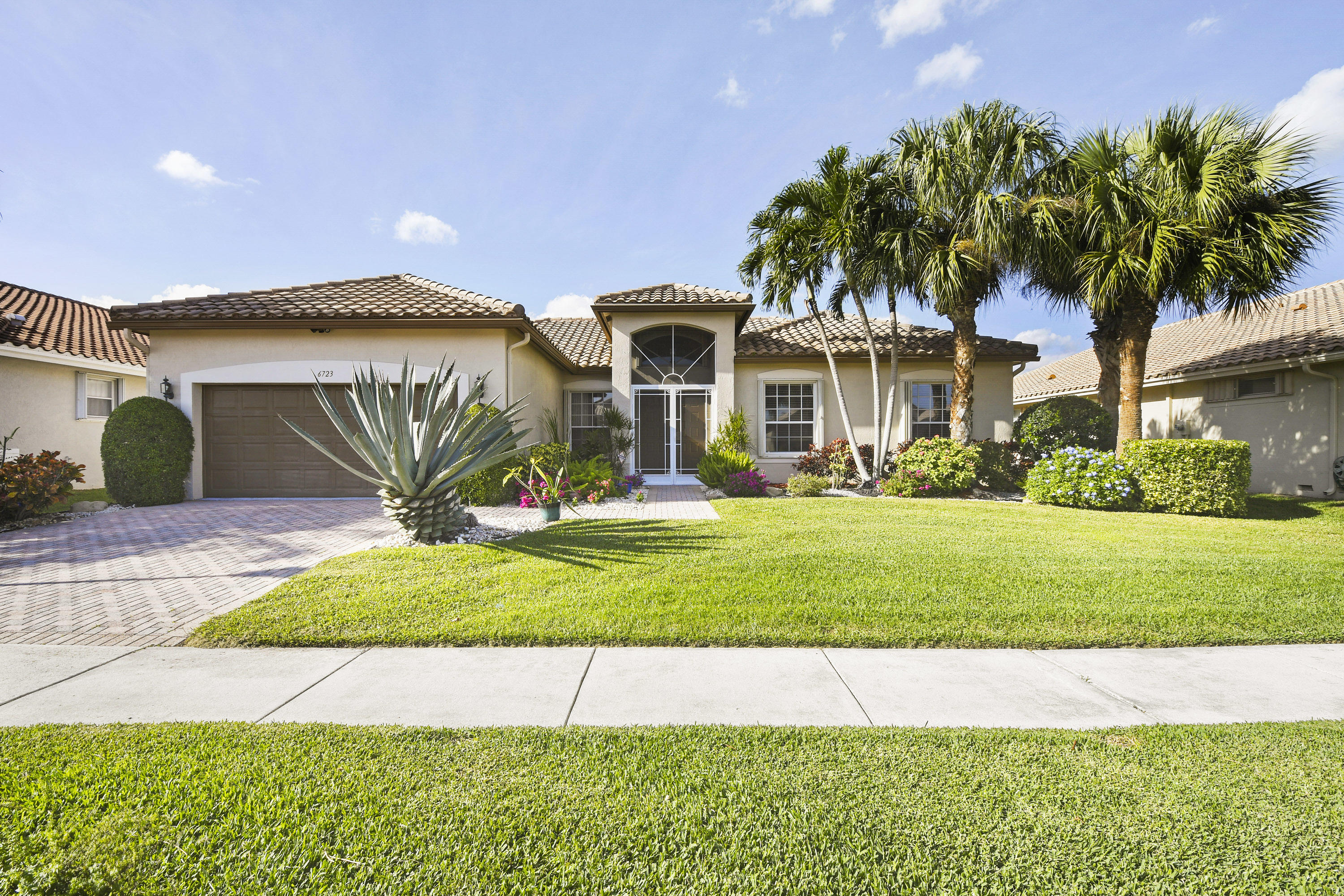Cascades home 6723 Chimere Terrace Boynton Beach FL 33437