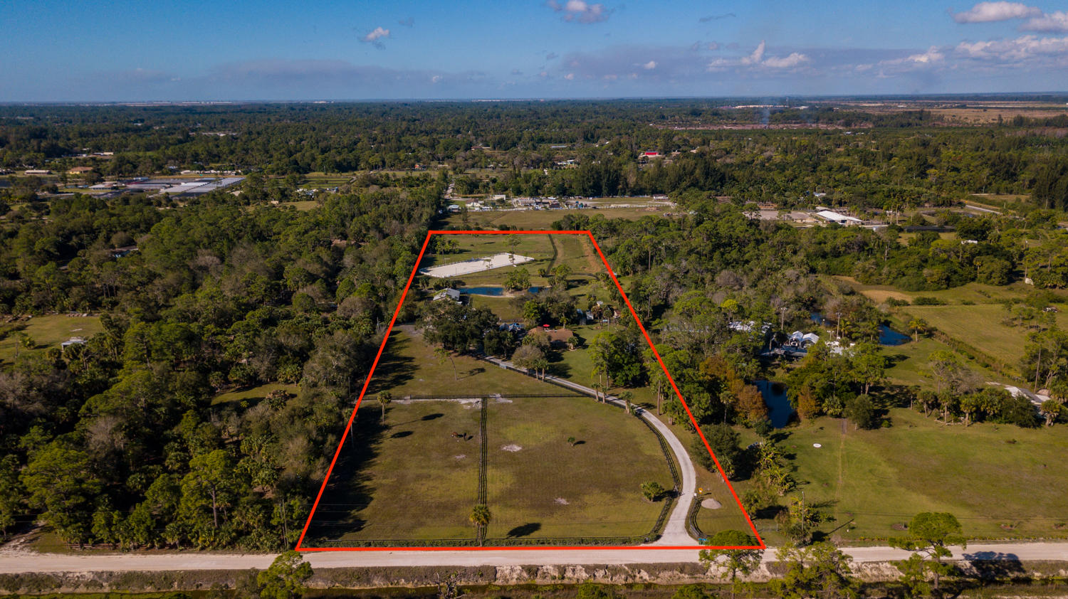 Photo of 3765 E Road, Loxahatchee, FL 33470