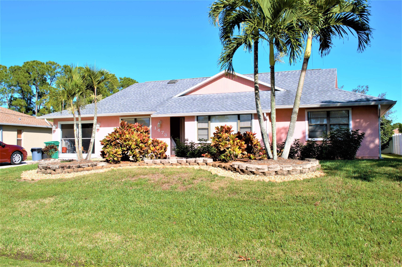 1473 SE Barker Lane - Port St Lucie, Florida