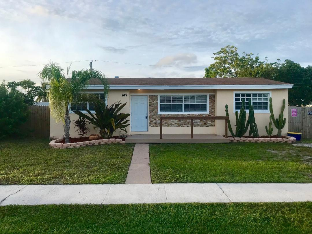 427 Cheyenne Drive Lake Worth, FL 33462