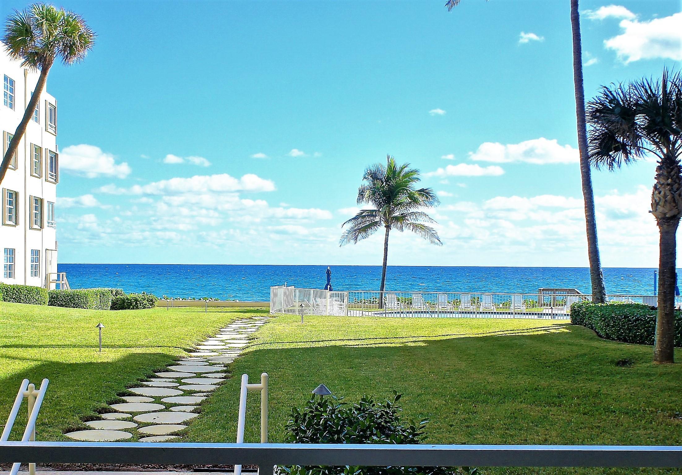 Home for sale in Carlton House Condo Highland Beach Florida