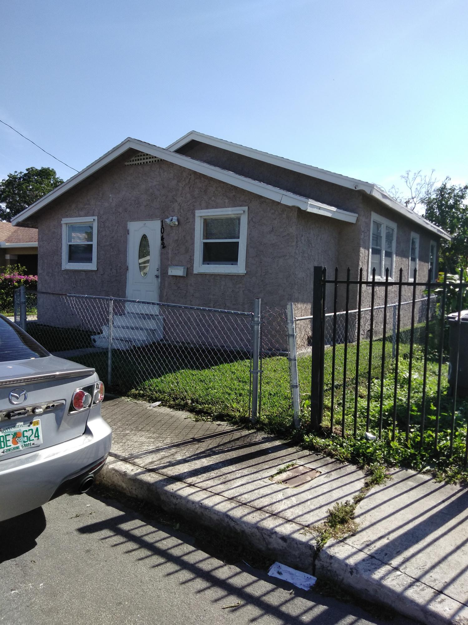 GRANT PARK ADD IN home 1042 22nd Street West Palm Beach FL 33407
