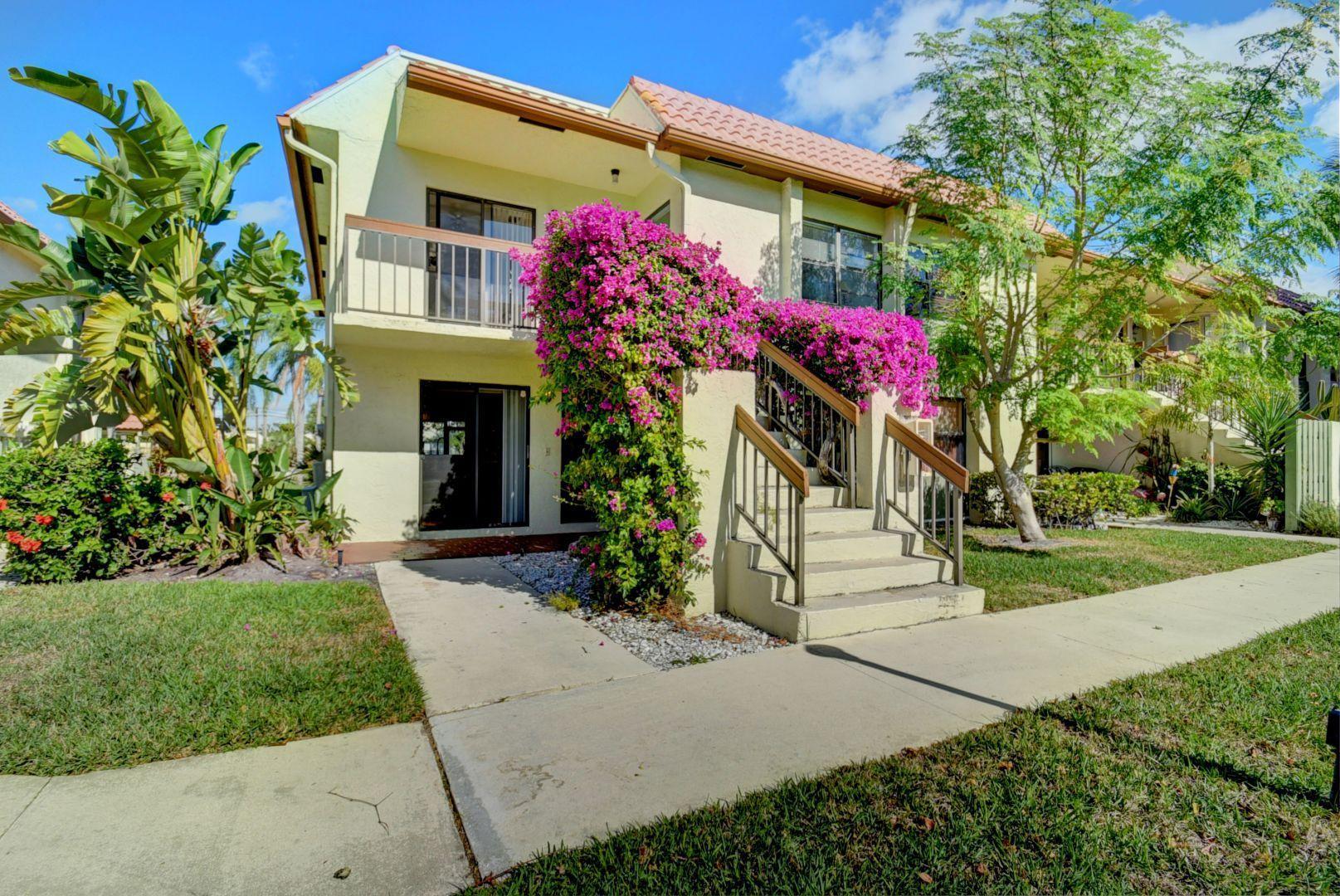 Home for sale in Boca Isle Condo Delray Beach Florida