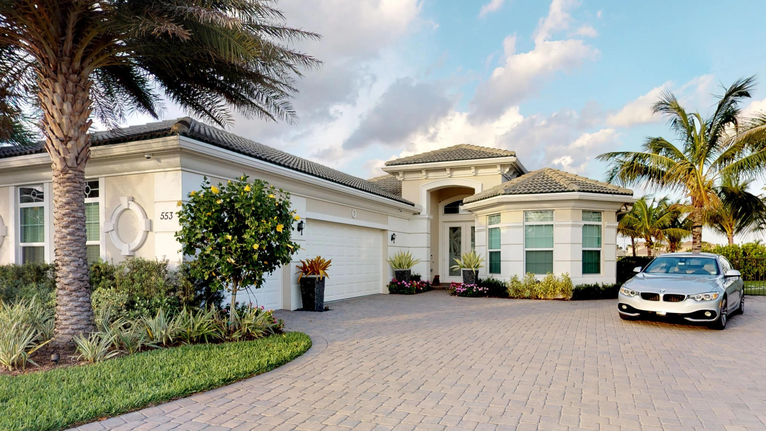 New Home for sale at 553 Carrara Court in Jupiter