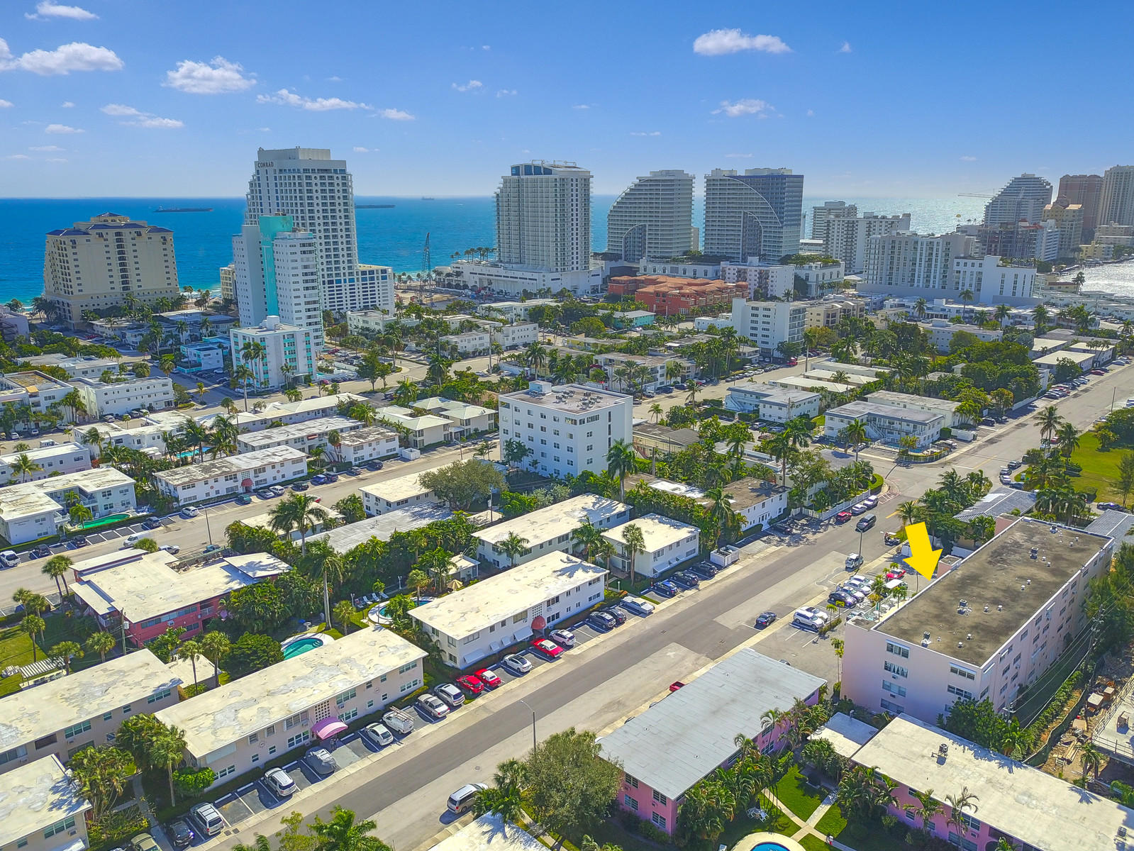 Home for sale in HARWICK HOUSE CONDO Fort Lauderdale Florida
