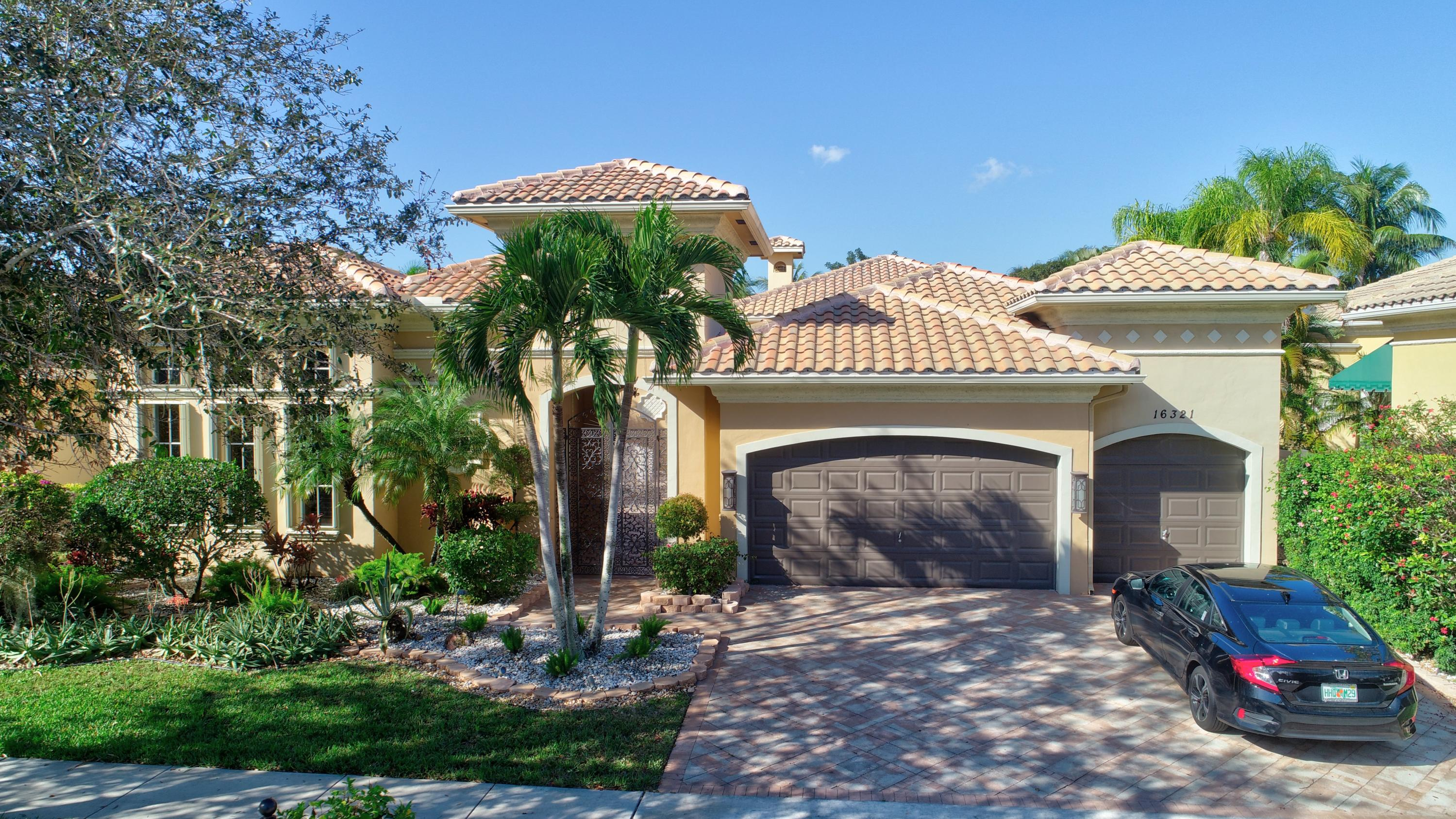 16321 Via Venetia  Delray Beach, FL 33484