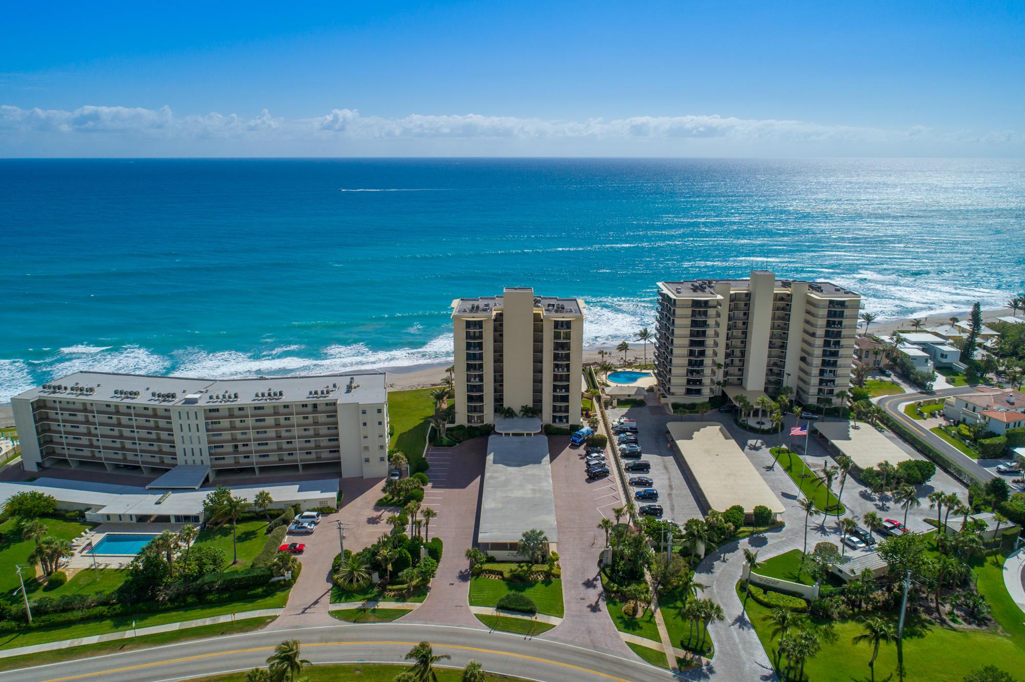 OCEAN TOWERS TEQUESTA FLORIDA