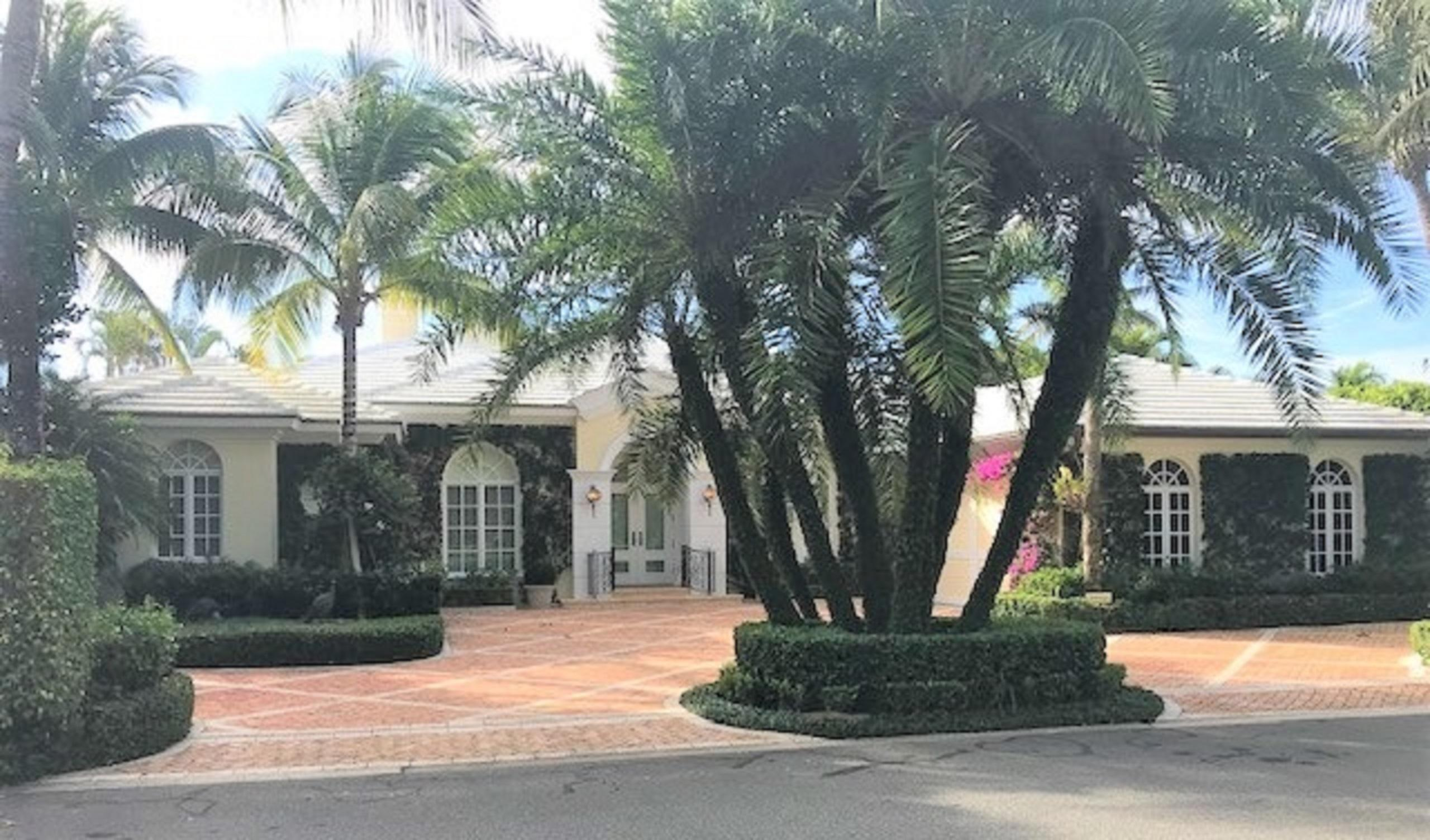 Home for sale in DODGE ESTATES IN Palm Beach Florida