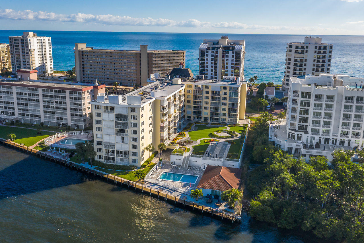 Home for sale in Monterey House Highland Beach Florida