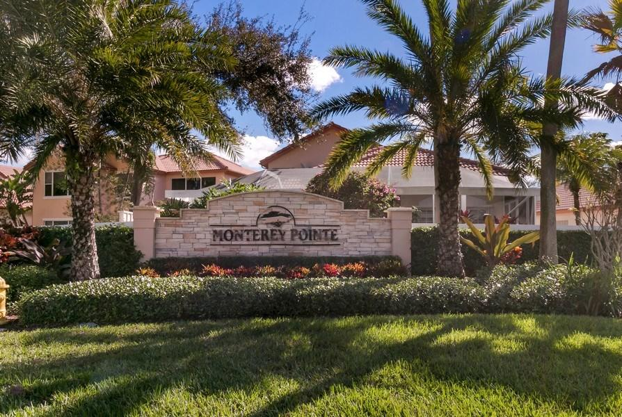 Home for sale in EAGLETON IN PGA NATIONAL Palm Beach Gardens Florida