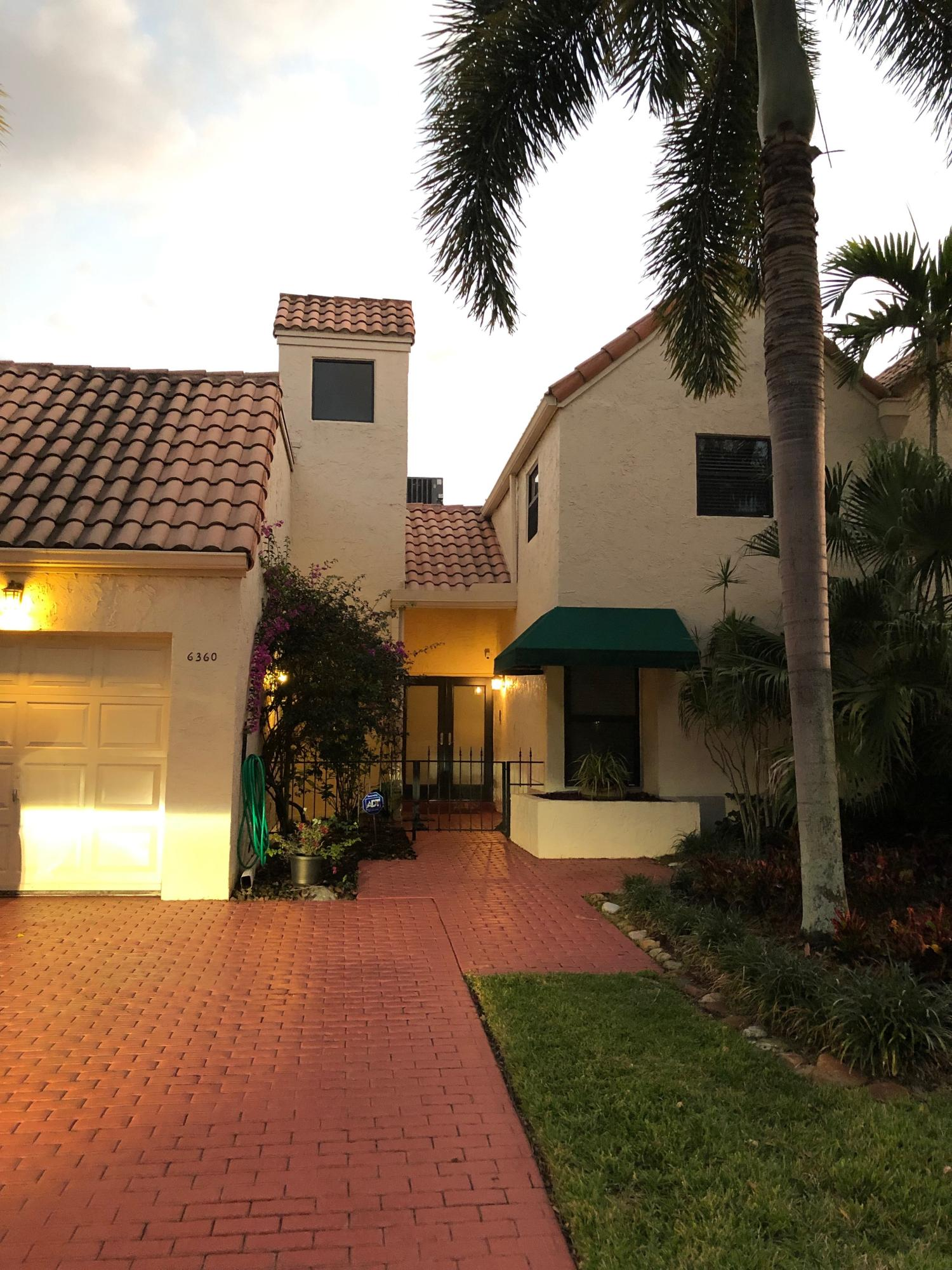Home for sale in L AMBIANCE OF VIA VERDE Boca Raton Florida