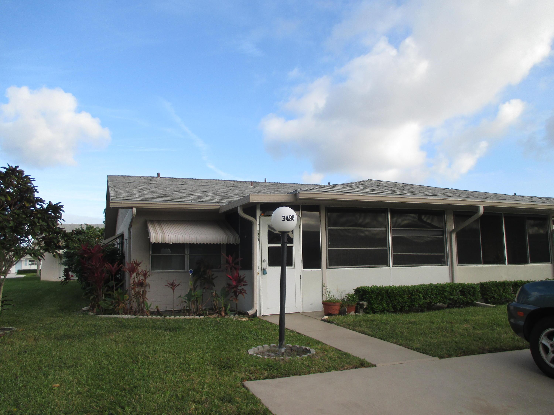 Photo of 3496 Rossi Court, West Palm Beach, FL 33417