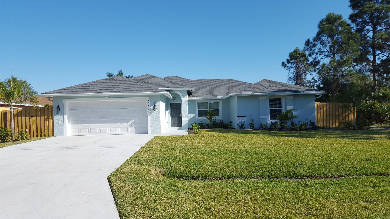 Photo of 901 SW Bellevue Avenue, Port Saint Lucie, FL 34953