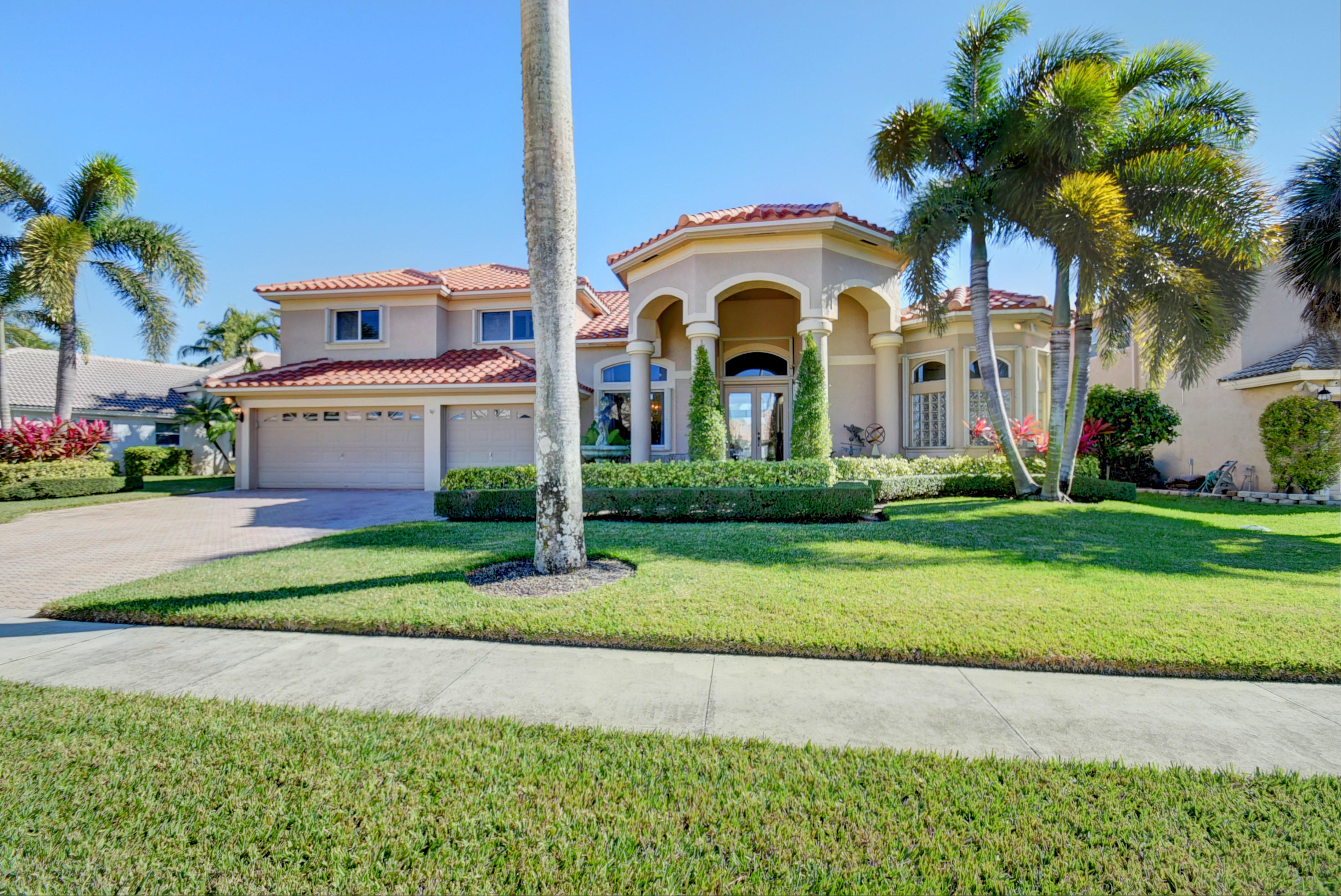 Home for sale in Boca Isles Boca Raton Florida