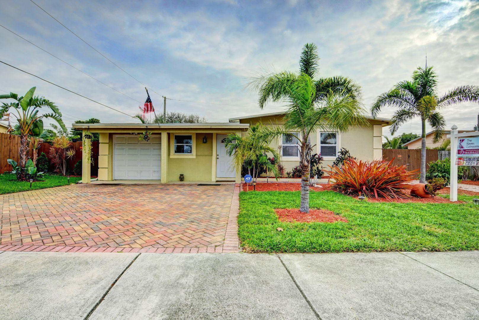 Home for sale in Pompano Beach Highlands 7 Deerfield Beach Florida