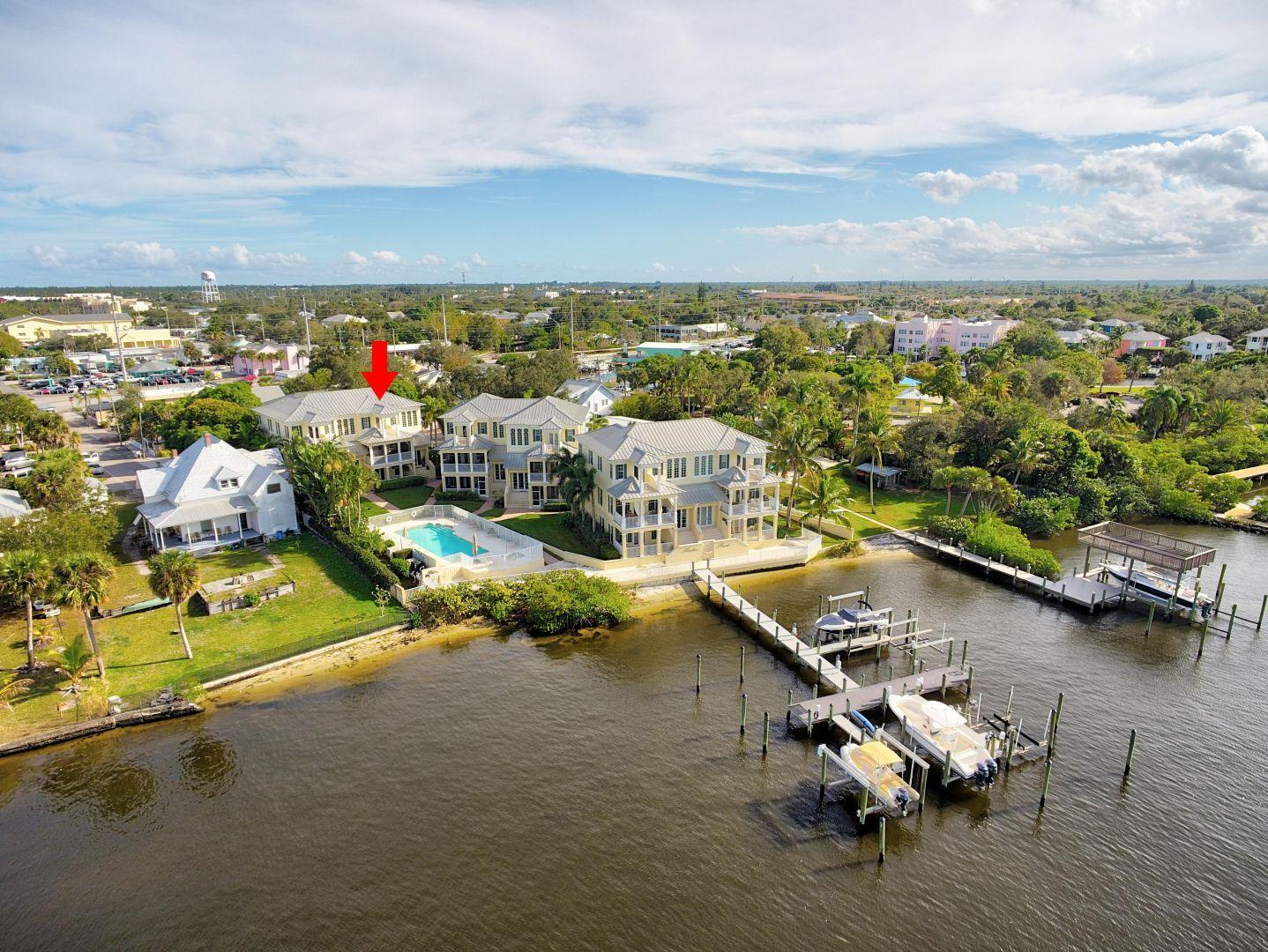HARBOR FRONT HOMES FOR SALE