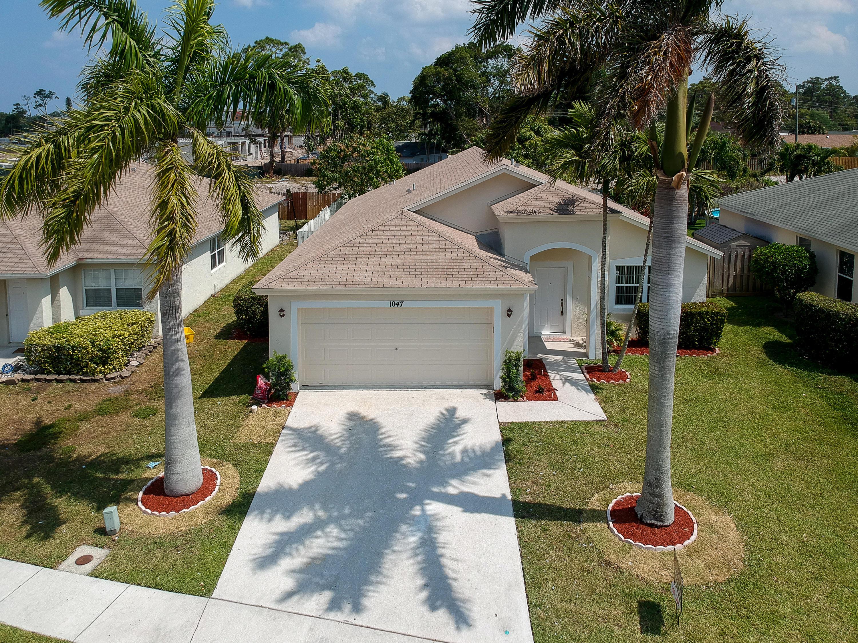 Home for sale in Park Hill Estates Haverhill Florida