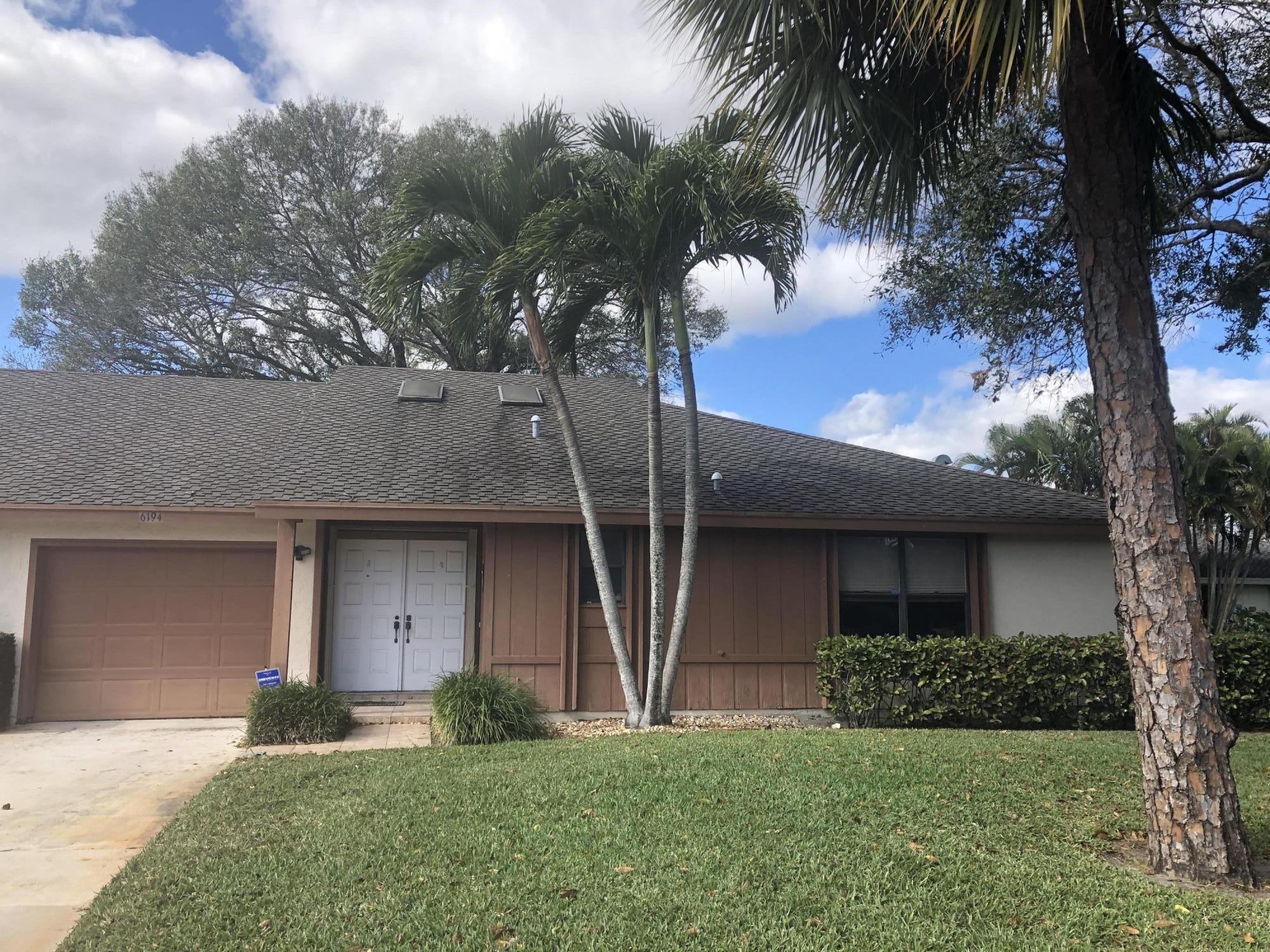 6194 Brandon Street, Palm Beach Gardens, Florida 33418, 2 Bedrooms Bedrooms, ,2 BathroomsBathrooms,A,Villa,Brandon,RX-10494447