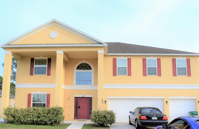 685 NW Bayshore Boulevard, Port Saint Lucie, Florida