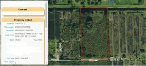Palm Beach Farms Co 1 156 156th Court