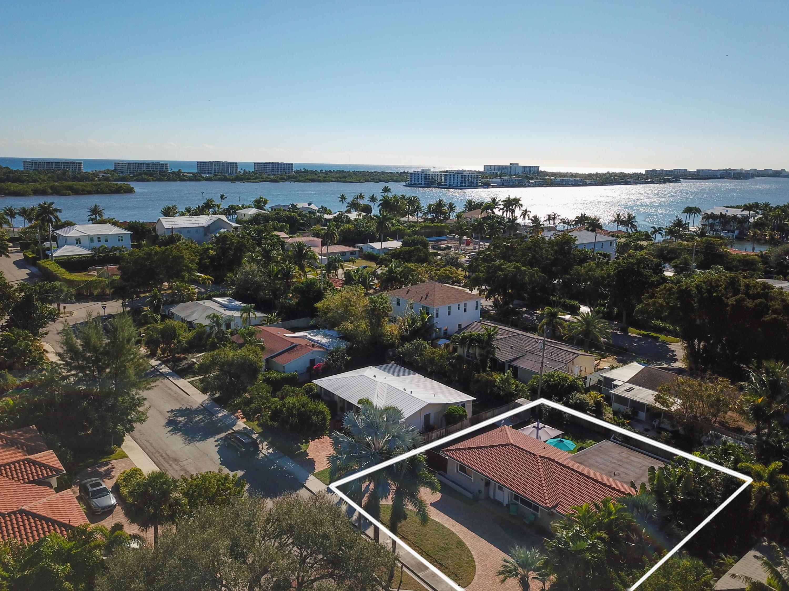 Home for sale in LEWIS SHORE ESTATES 3 West Palm Beach Florida