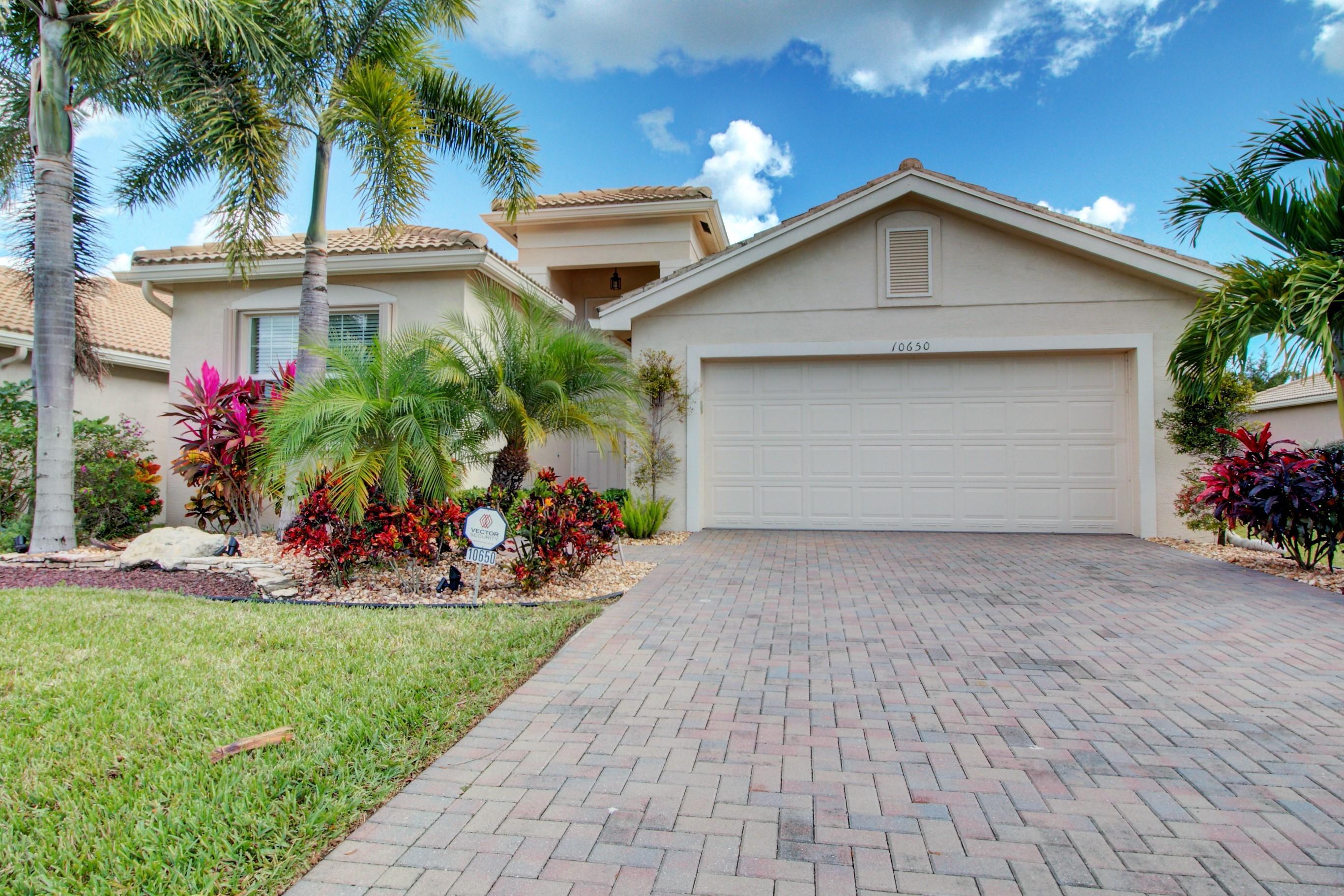 Valencia Reserve home 10650 Regatta Ridge Road Boynton Beach FL 33473