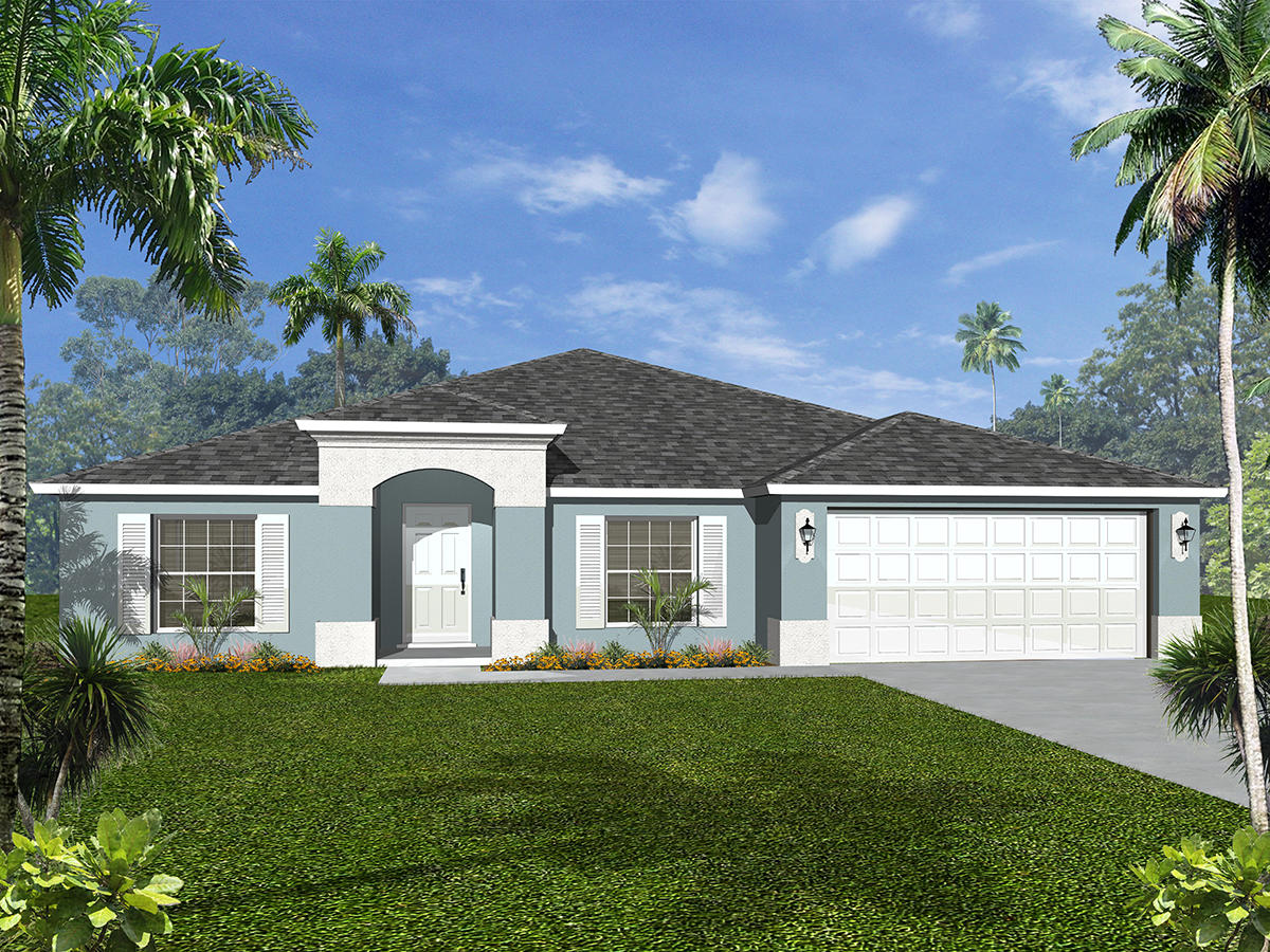 Photo of 5473 NW Culver Court, Port Saint Lucie, FL 34986