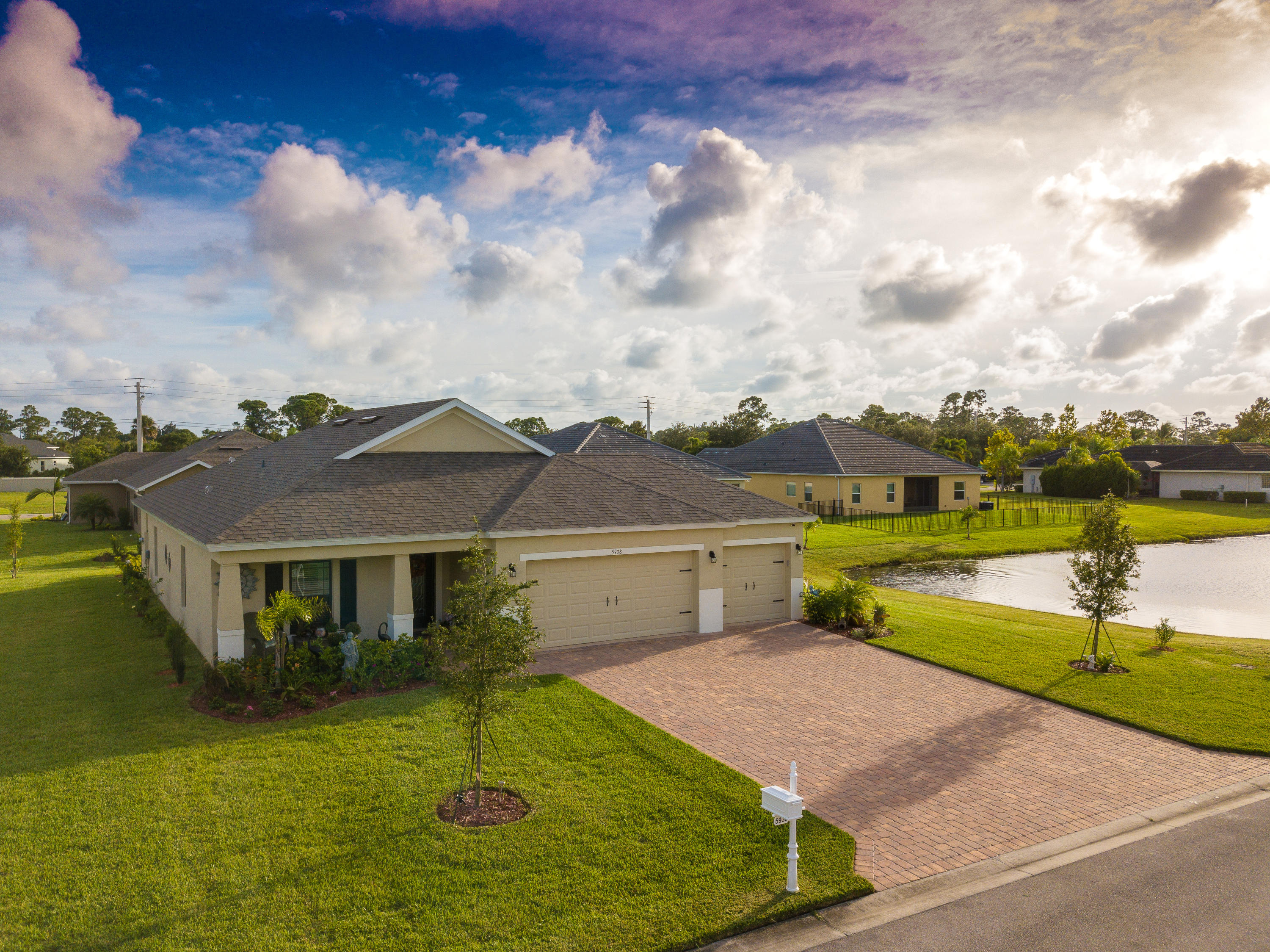 Home for sale in BRAE BURN ESTATES SUB Vero Beach Florida