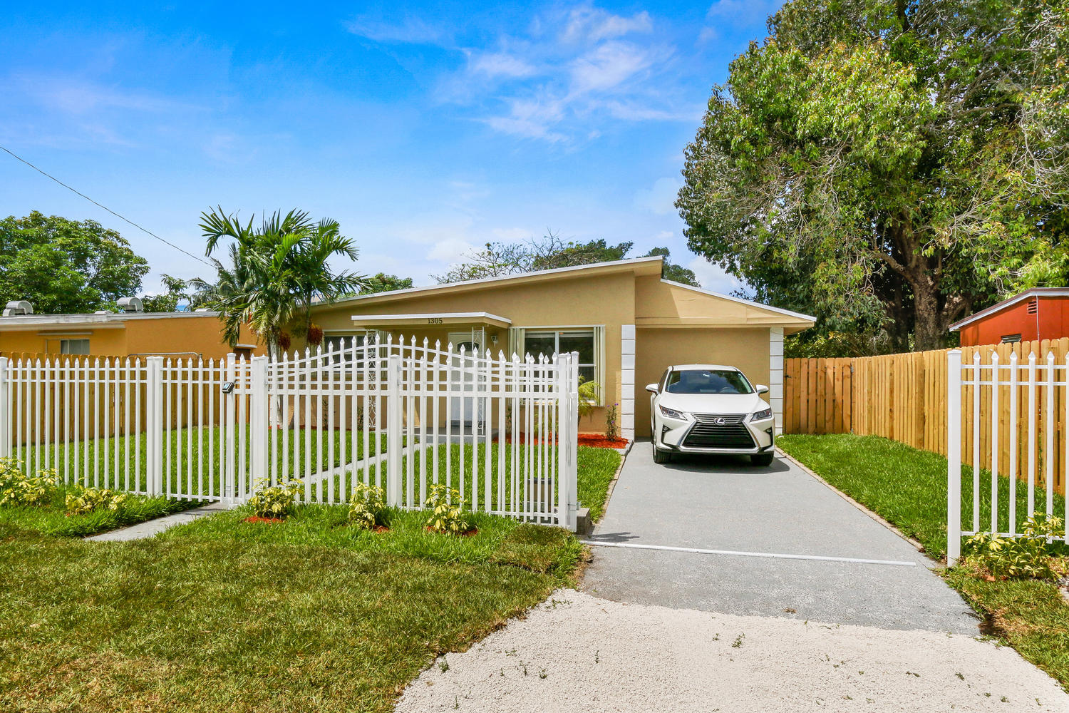 Home for sale in CHATEAU PARK SEC B Fort Lauderdale Florida