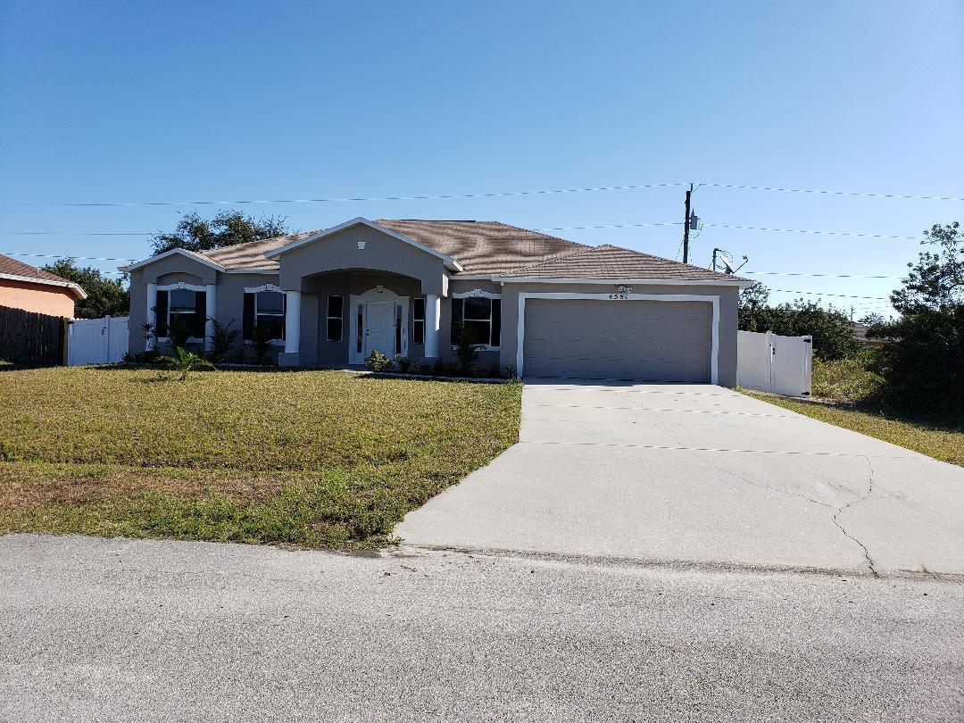Port Saint Lucie Homes for Sale -  Cul De Sac,  4581 SW Floral Street