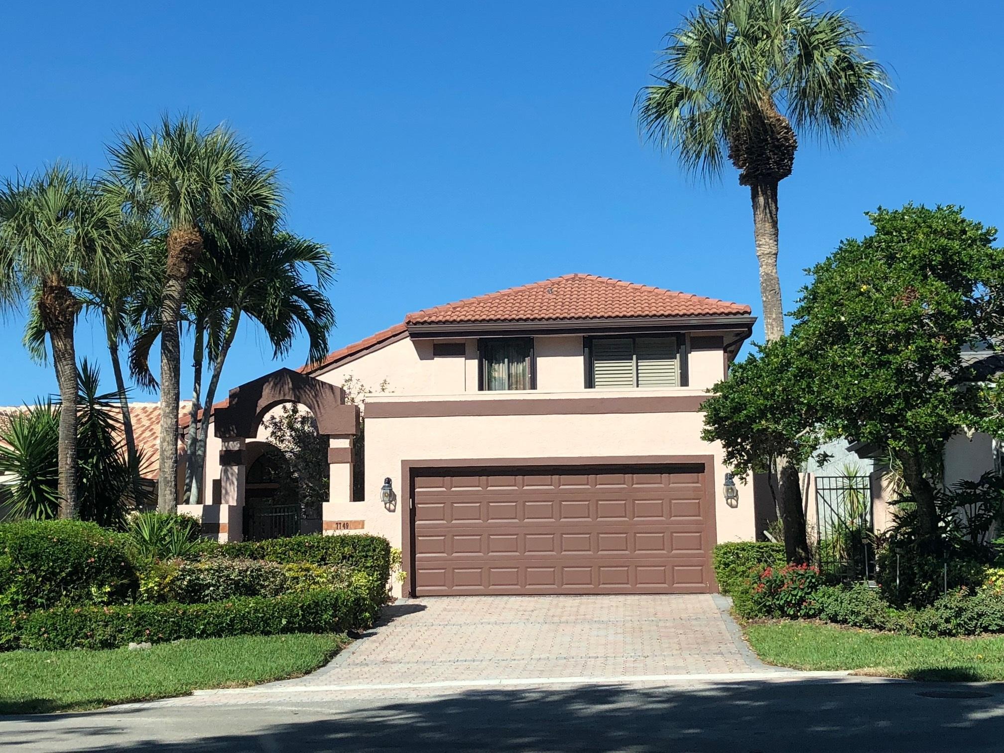 Photo of 7749 Glendevon Lane, Delray Beach, FL 33446