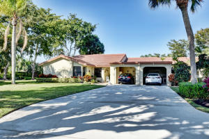 Property for sale at 5980 Forest Grove Drive Unit: 1, Boynton Beach,  Florida 33437