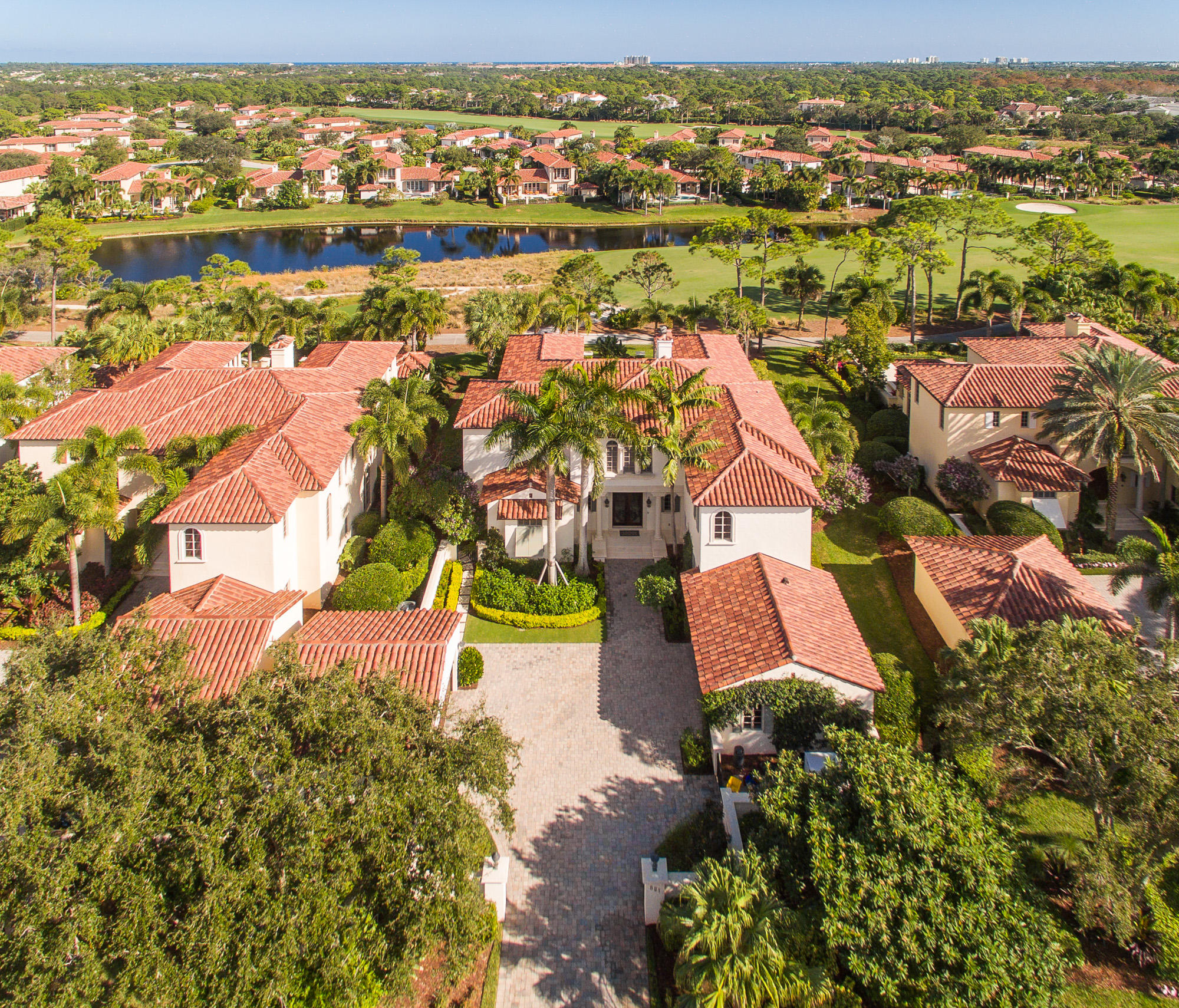 New Home for sale at 521 Bald Eagle Drive in Jupiter