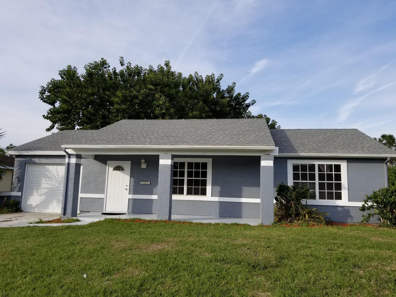 1625 SW Janette Avenue - Port St Lucie, Florida