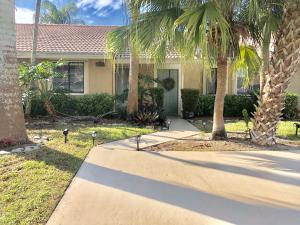 Property for sale at 9943 62nd Terrace Unit: B, Boynton Beach,  Florida 33437