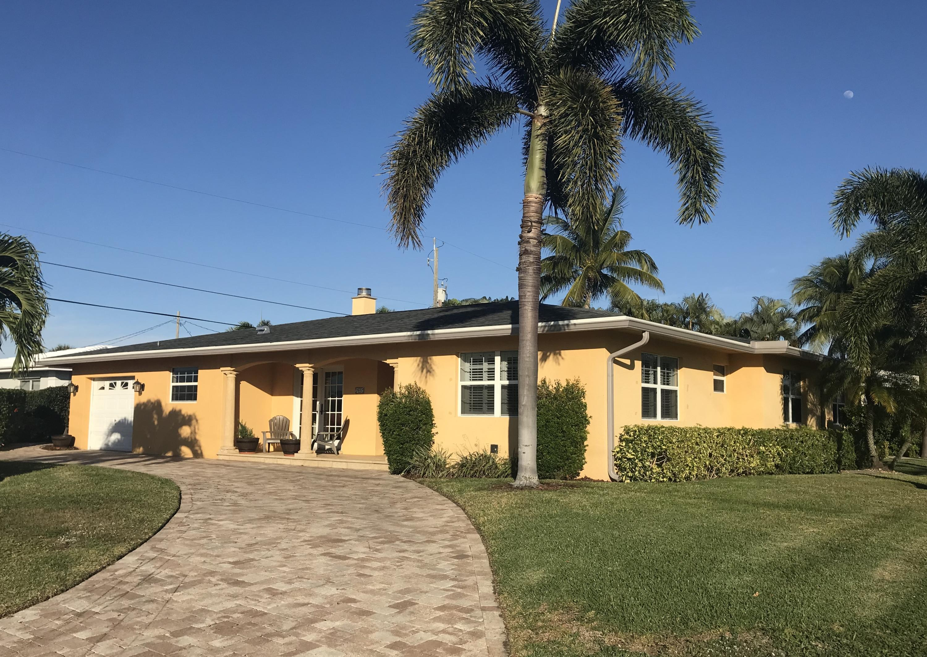 Home for sale in Downtown Lake Worth Lake Worth Florida