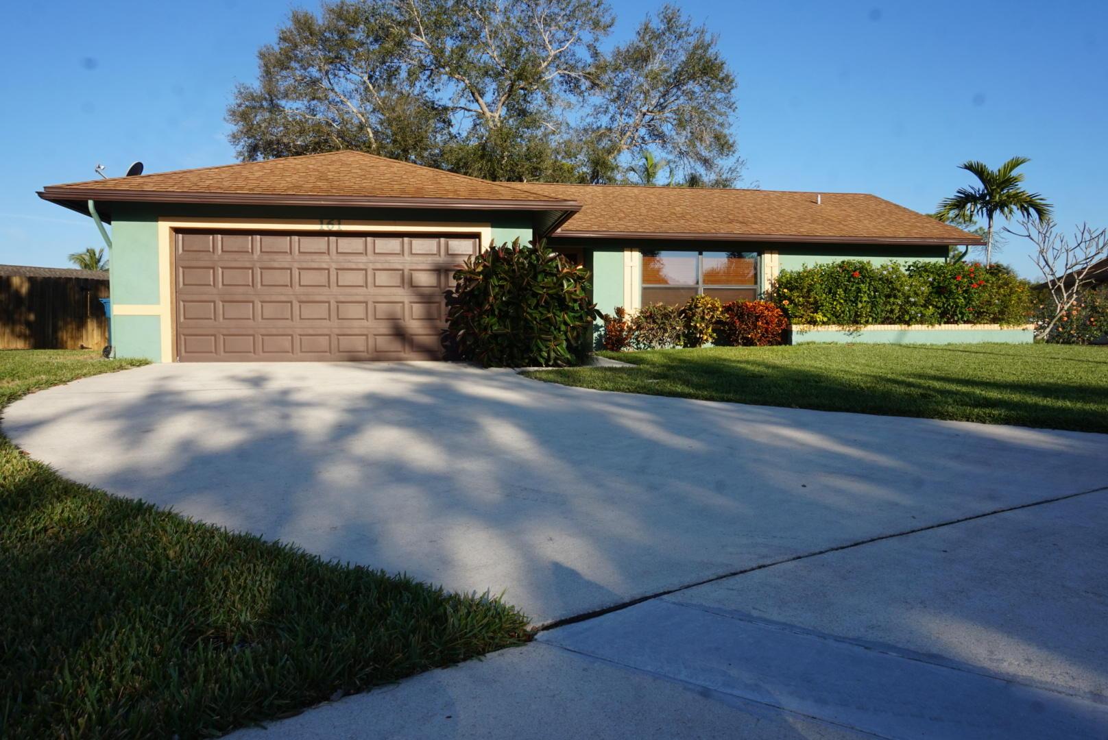 161 Parkwood Drive Royal Palm Beach, FL 33411