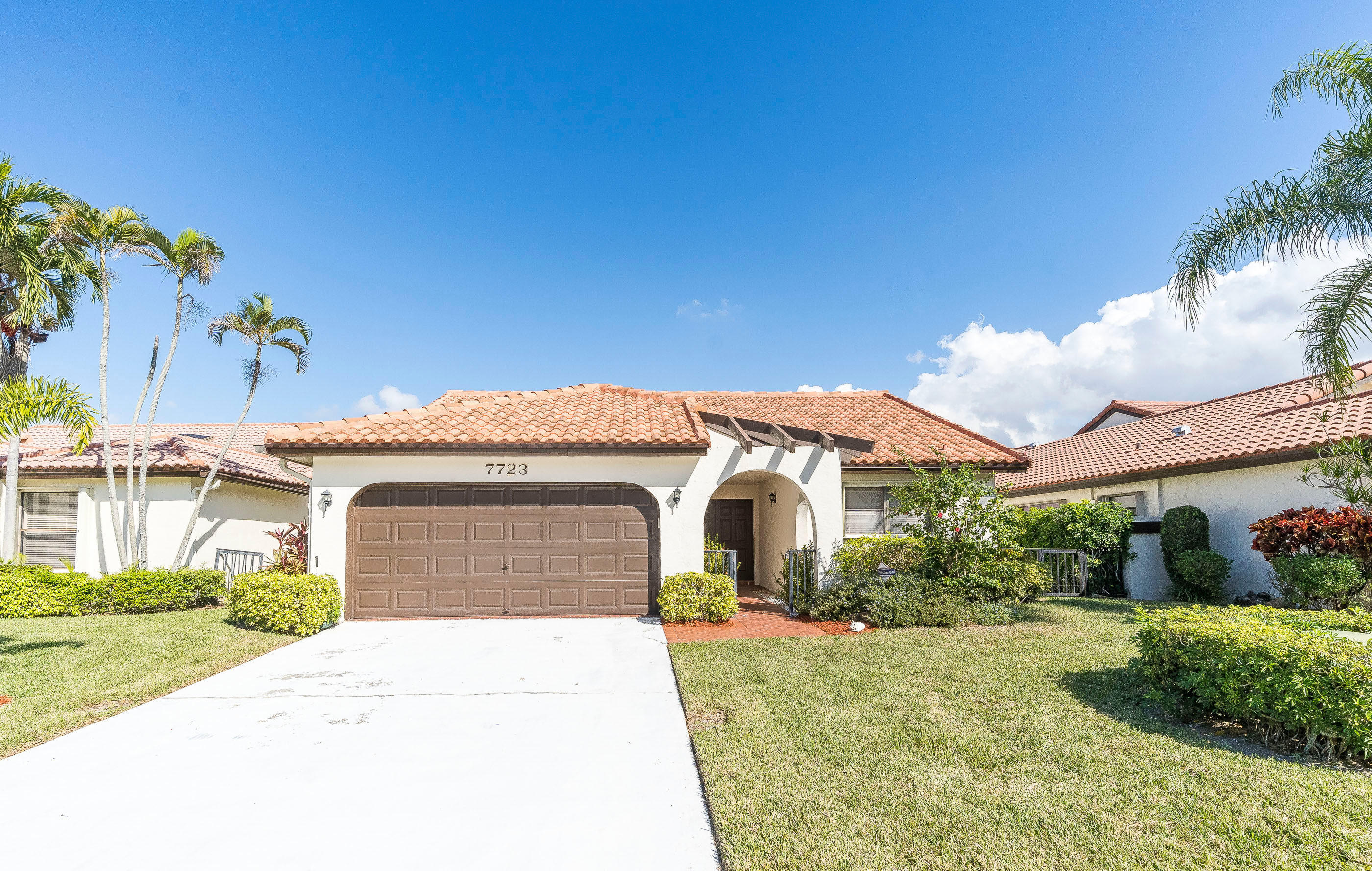 Home for sale in SOLIMAR AT BOCA DEL MAR Boca Raton Florida