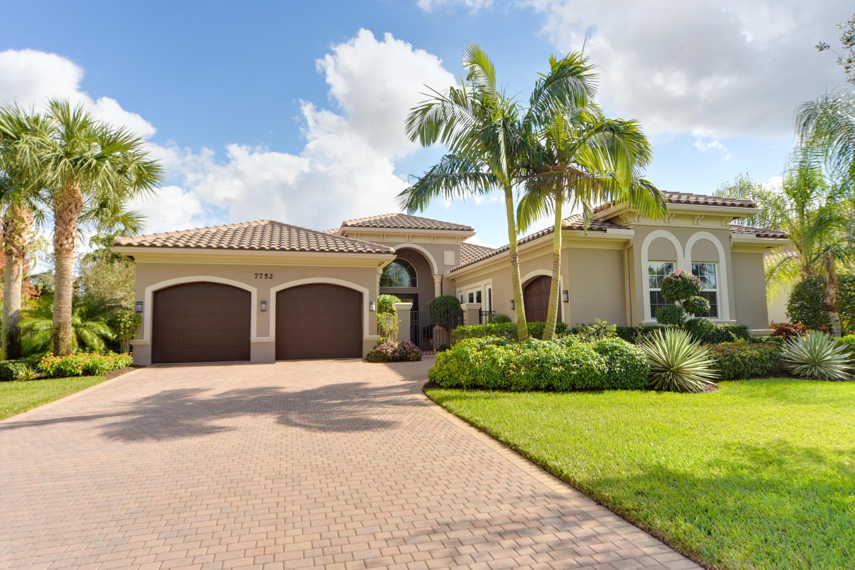 7752 Eden Ridge Way  Palm Beach Gardens FL 33412
