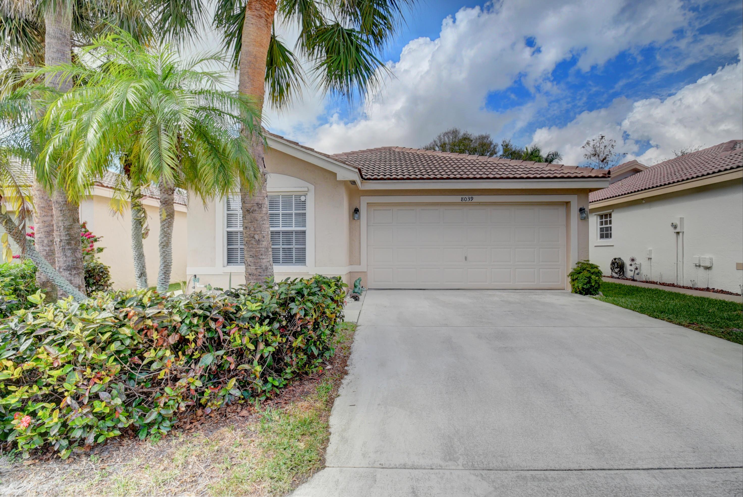 8039 Stirrup Cay Court Boynton Beach, FL 33436