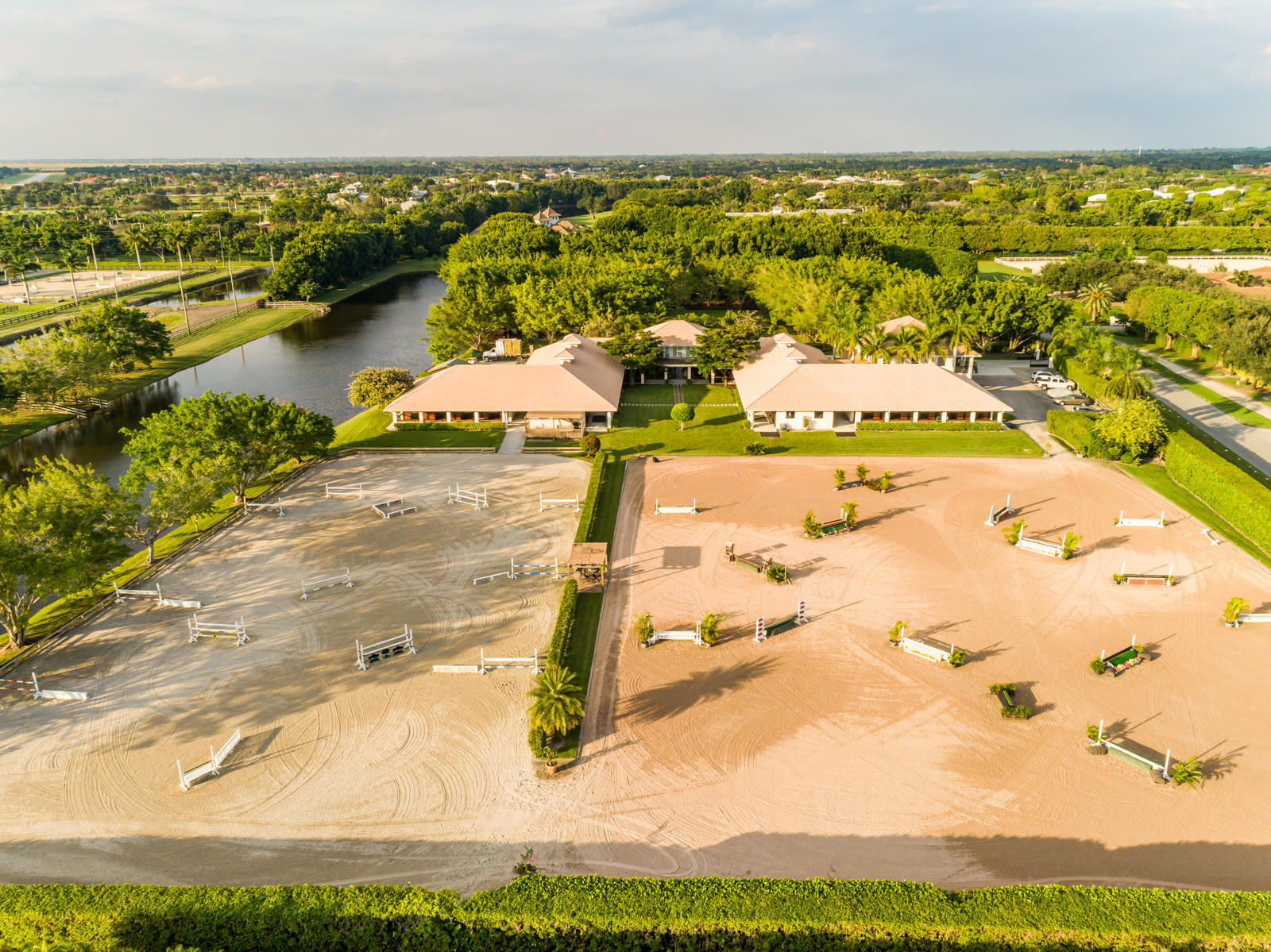 EQUESTRIAN CLUB PROPERTY