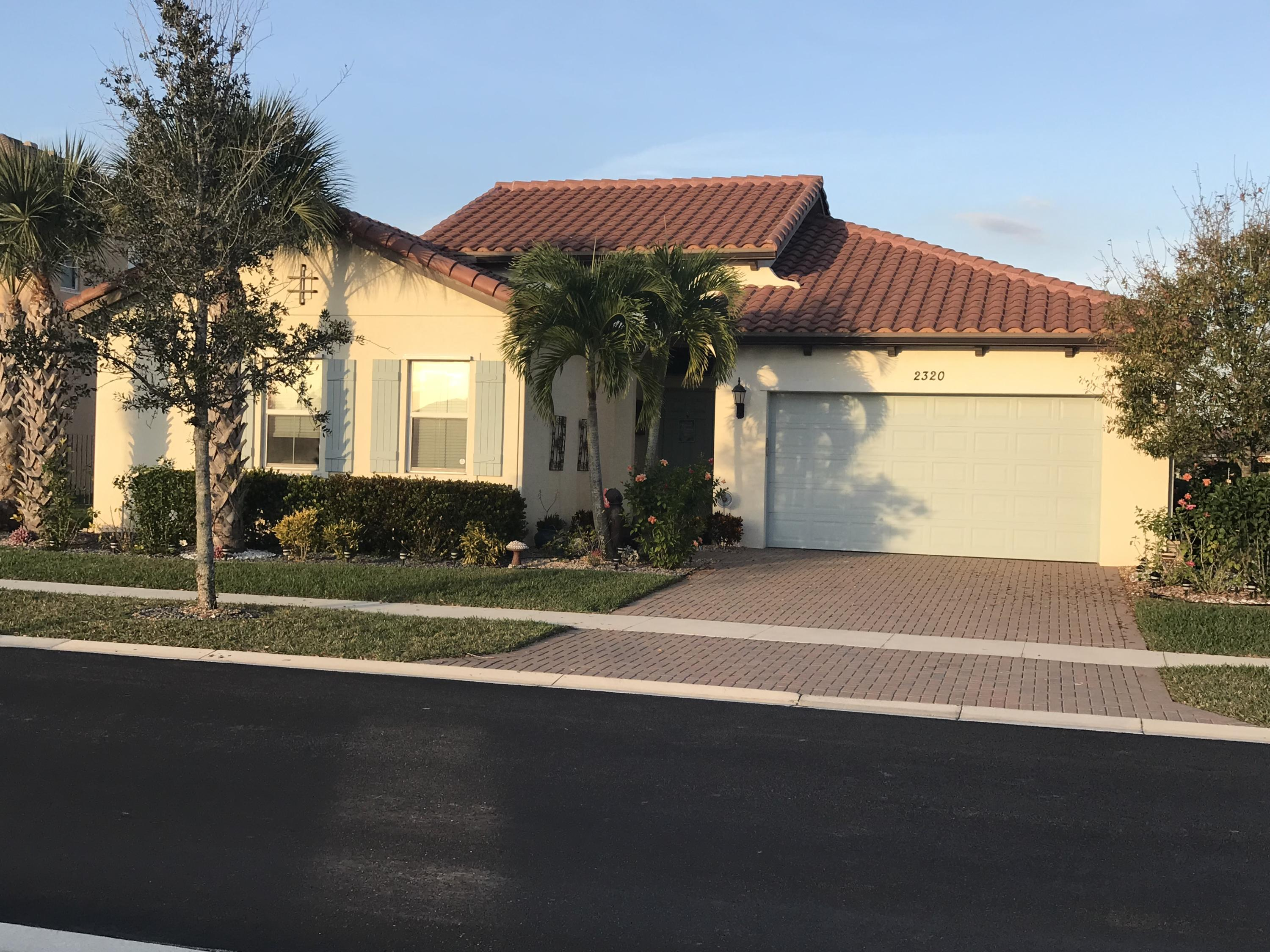 2320 Bellarosa Circle - Royal Palm Beach, Florida