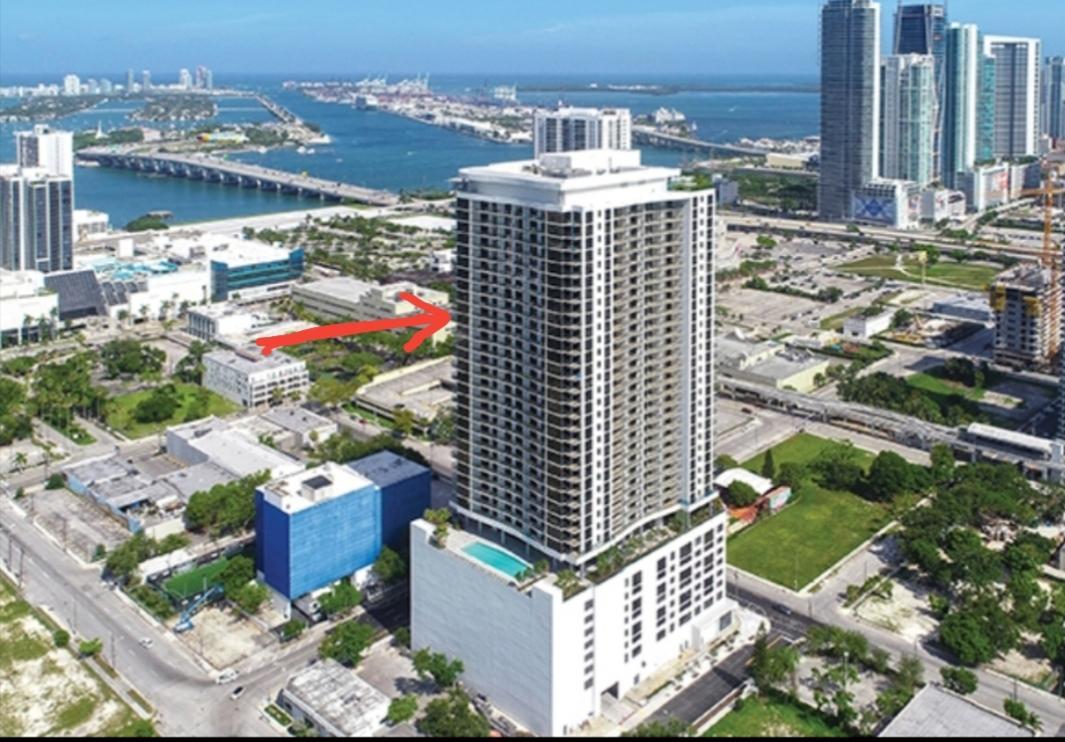 Home for sale in Canvas Condominiums Miami Florida