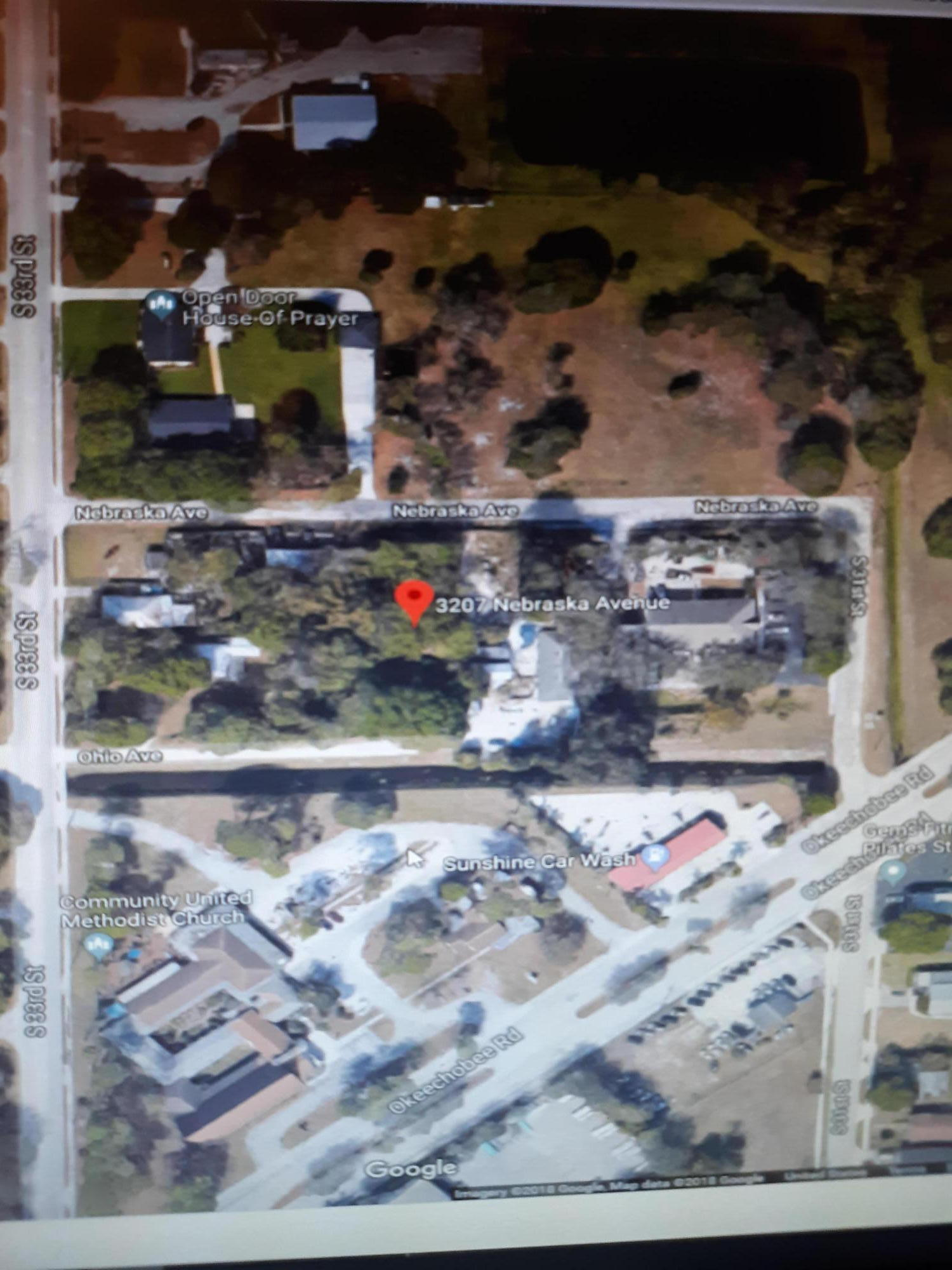 3207 Nebraska Ave Avenue, Fort Pierce, Florida 34950, ,C,Commercial land,Nebraska Ave,RX-10497116