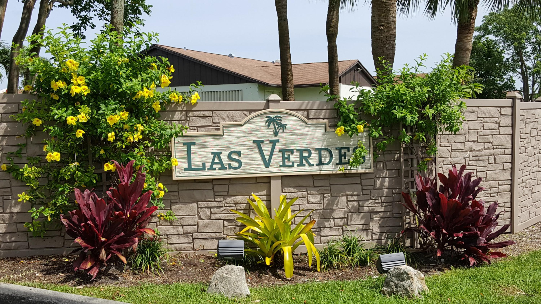 5130 Las Verdes Circle 124  Delray Beach, FL 33484