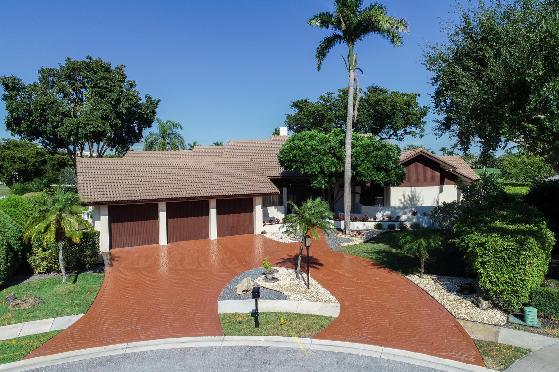 21188 Bellechasse Court  Boca Raton, FL 33433