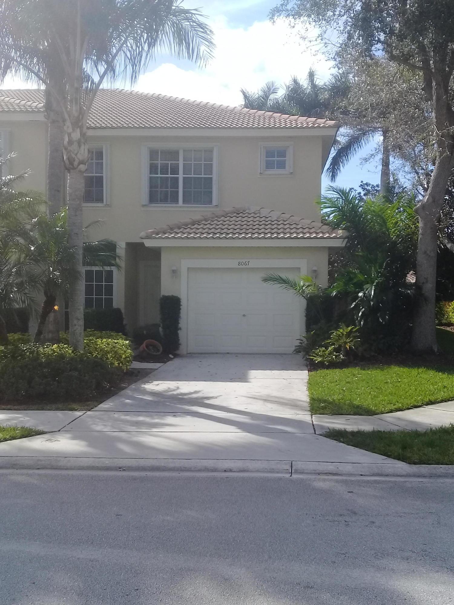 8067 Bellagio Lane  Boynton Beach FL 33472
