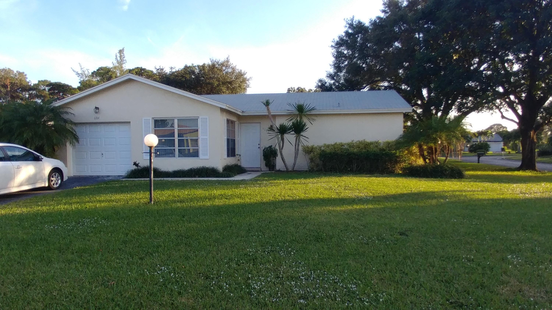 6104 Rainbow Court - Greenacres, Florida